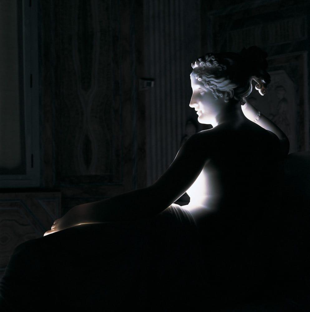 Paolina Borghese Bonaparte, Canova, Galleria Borghese - Roma